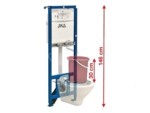 Jika modul Waste Sink System pro závěsnou výlevku
