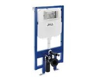 Jika WC System Compact modul 8 cm pro závěsné WC do lehkých příček, H8946520000001, Jika
