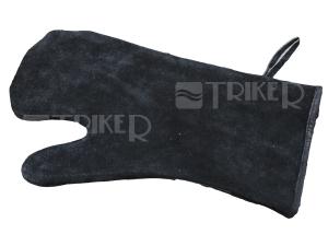 Jotul rukavice kožená, černá