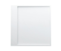 Kartell sprchová vanička Graphyd 100 x 80 cm bílá, H2123310000001, Laufen