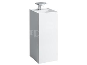 Kartell volně stojící umyvadlo 37,5 x 43,5 cm