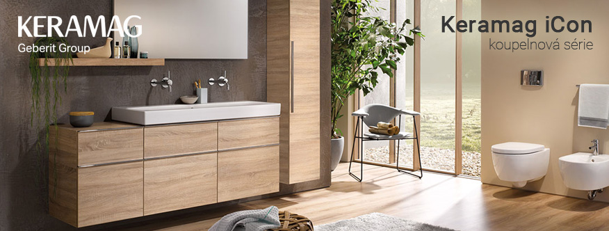 keramag keramag icon triker. Black Bedroom Furniture Sets. Home Design Ideas