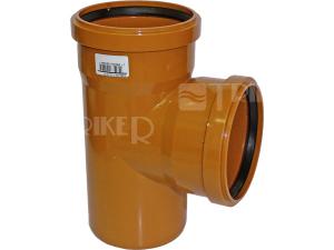 KGEA kanalizační odbočka 87° 110/110 mm