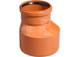 KGR kanalizační redukce 125/110 mm
