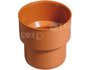 KGUG přechod litina/PVC 110 mm