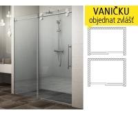 KID2 sprchové dveře KID 2/1300 (1150-1310mm) profil:brillant, výplň:transparent, 970-1300000-00-02, Roltechnik