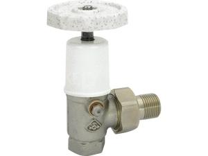 Kohout radiátorový rohový VE-4523 DN25 1