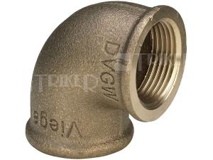 Koleno bronzové 90° 3090 MM 3/8