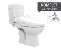 Komplet Geberit Aquaclean kombi, T-A4000NP, Geberit