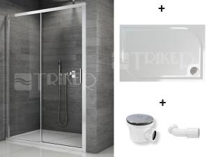 Komplet TBFS2 sprchové dveře