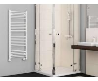 Koralux Linear Classic koupelnový radiátor KLC 700/450 mm, bílý, KLC07000450-10