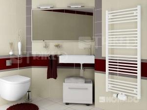 Koralux Linear Classic koupelnový radiátor KLCM