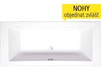 Kubic vana akrylátová 190 x 90 cm, bílá, 9390000, Roltechnik