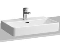 Laufen Pro A mísa umyvadlová 55 x 38 cm s otvorem bílá, H8129520001041, Laufen
