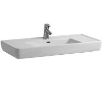 Laufen Pro A umyvadlo 105 x 48 cm s otvorem bílé, H8139580001041, Laufen