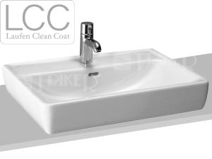 Laufen Pro A umyvadlo broušené 65 x 48 cm s otvorem bílé+LCC