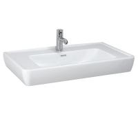 Laufen Pro A umyvadlo broušené 85 x 48 cm bílé, H8129560001041, Laufen