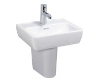 Laufen Pro A umývátko 45 x 34 cm s otvorem bílé, H8119510001041, Laufen