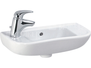 Laufen Pro B umývátko 50 x 25 cm s otvorem vlevo bílé