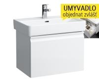 Laufen Pro S skříňka s 1 zásuvkou pod umyvadlo 60 x 38 cm wenge, H4830310954231, Laufen