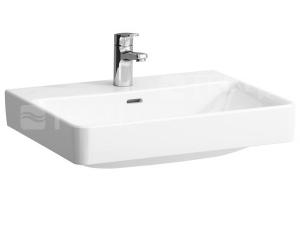 Laufen Pro S umyvadlo 60 x 46,5 cm s otvorem bílé