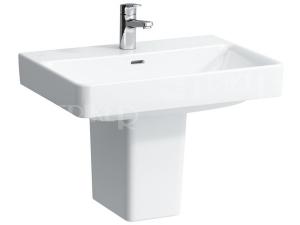 Laufen Pro S umyvadlo 65 x 46,5 cm s otvorem bílé