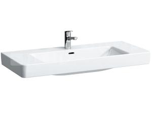 Laufen Pro S umyvadlo broušené 105 x 46 cm s otvorem bílé