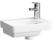 Laufen Pro S umývátko 36 x 25 cm s otvorem bílé, H8159600001041, Laufen