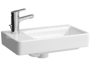 Laufen Pro S umývátko 48 x 28 cm levé s otvorem bílé