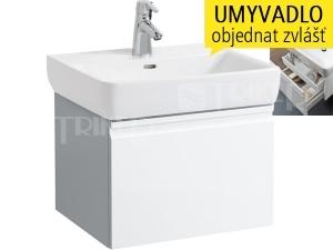 Laufen Pro skříňka s 1+1 zásuvkou pod umyvadlo 60 x 48cm