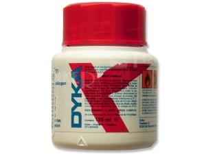 Lepidlo PVC DYKA 125ml červené