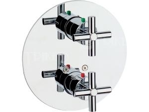 Loft sprchová baterie termostatická podomítková