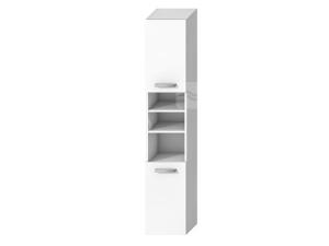 Lyra plus VIVA skříňka vysoká sdvířky levá/pravá 32 x 170 x 25,1 cm, bílá