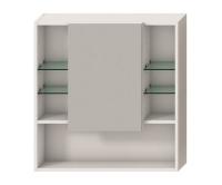 Lyra zrcadlová skříňka 80 x 77,5cm bílá, H4532510383041, Jika