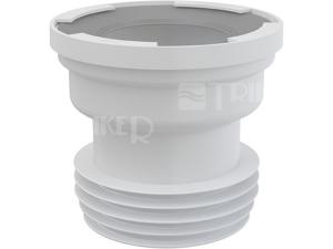 Manžeta WC přímá A991