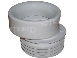 Manžeta WC s excentrem 20 mm