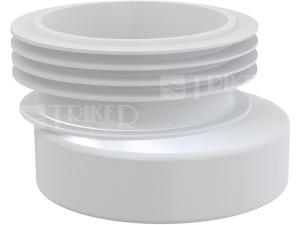 Manžeta WC s excentrem 20 mm A990