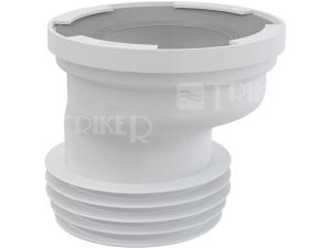 Manžeta WC s excentrem 20mm A991-20