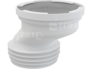 Manžeta WC s excentrem 40 mm A991-40