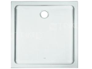 Merano vanička keramická 80 x 80 x 6,5 cm bílá
