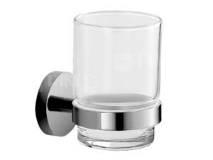 Mio držák se skleněným pohárem chrom