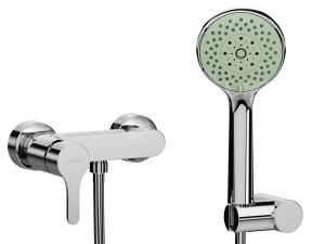 Mio-N sprchová baterie spříslušenstvím chrom