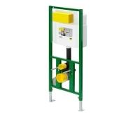 Modul Viega Eco Plus pro závěsné WC 8161.2 (do sádrokartonu), 606664, Viega