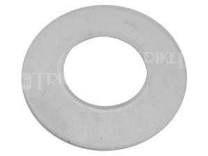 ND Kombifix/Duofix těsnění vypouštěcího ventil 63 x 31,5 x 3 mm transparentní
