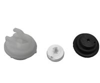 ND Ventil napouštěcí AlcaPlast A-15 vložka+trn+membrána, P035, Alca plast