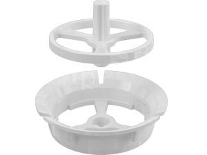 ND ventil vypouštěcí Alca plast regulátor průtoku vody