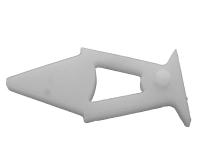ND Ventil vypouštěcí AlcaPlast A-2000 kulisa, V034, Alca plast