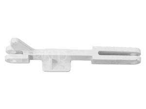ND Ventil vypouštěcí AlcaPlast A-2000 páka k ventilu
