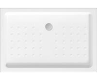 Neo Ravenna vanička keramická obdelníková 100 x 80 x 8 cm, bílá, H2121530000201, Jika