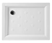 Neo Ravenna vanička keramická obdelníková 90 x 72 x 8 cm, bílá, H2121300000201, Jika